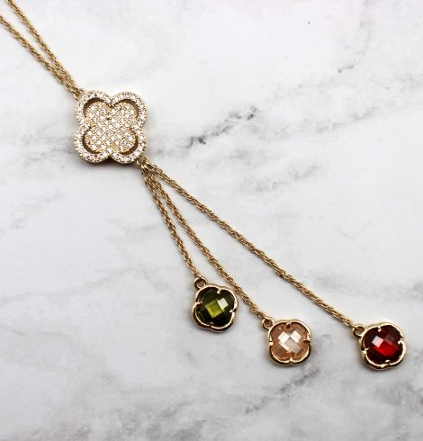 A photo of the Always Here Necklace product