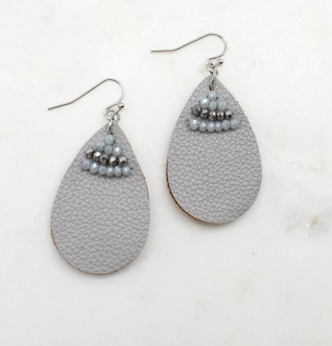 A photo of the Beat of My Own Drum Earrings product
