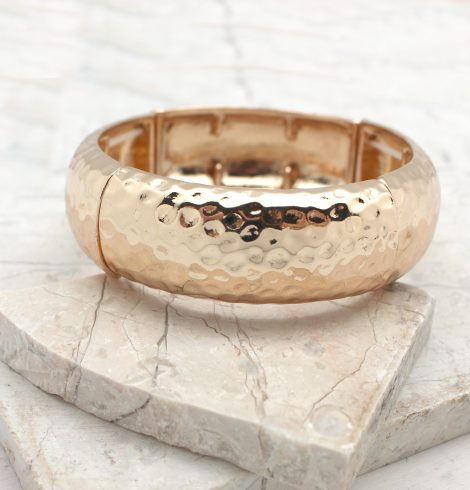 A photo of the Dripping In Gold Bracelet product