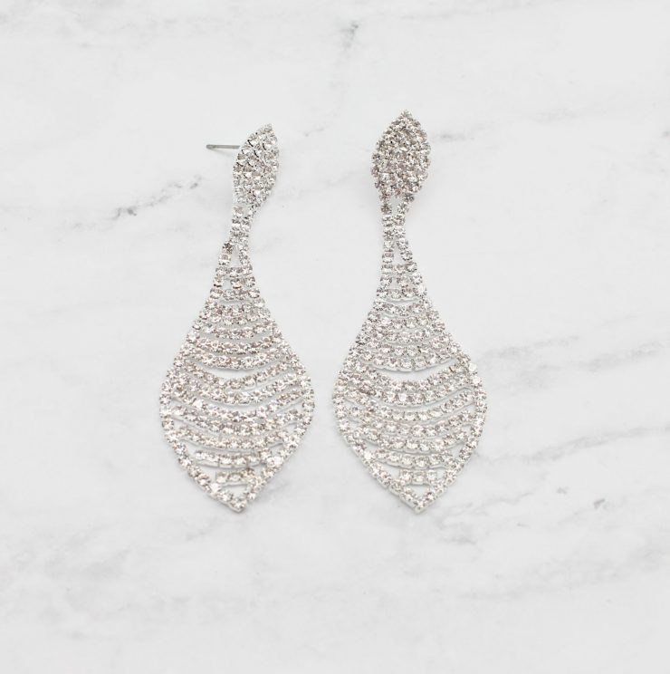 A photo of the Evening Elegance Earrings product