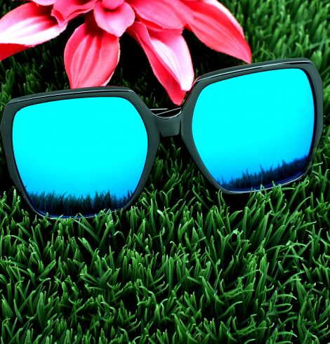 A photo of the Everything Under The Sun Sunglasses product