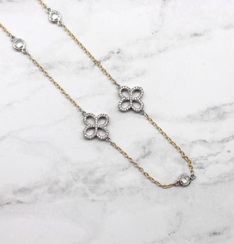A photo of the Give You The World Necklace product