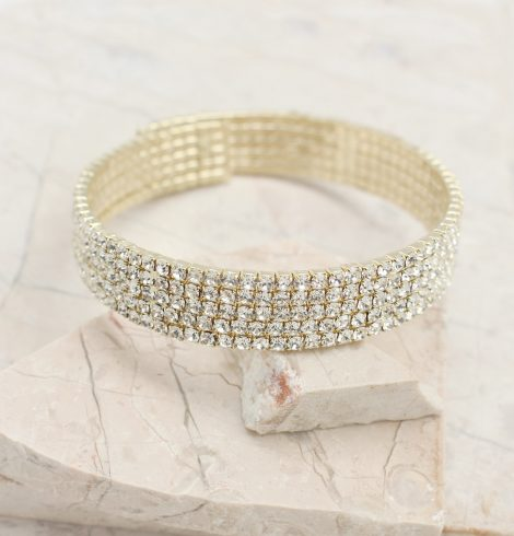 A photo of the In The Ring Bracelet product