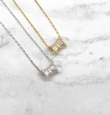 A photo of the A Hidden Gem Necklace product