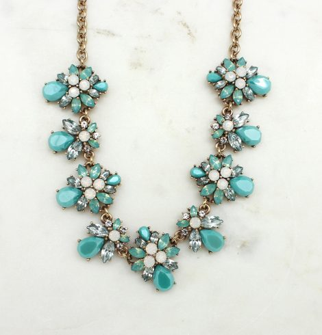 A photo of the Run Away With Me Necklace product