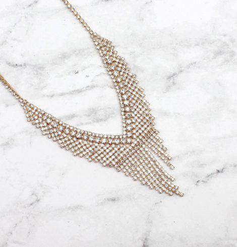 A photo of the The Dazzle Necklace product