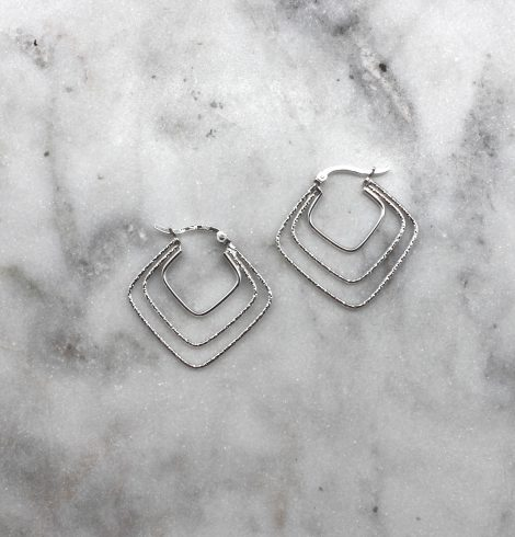 A photo of the The Guiding Light Earrings product