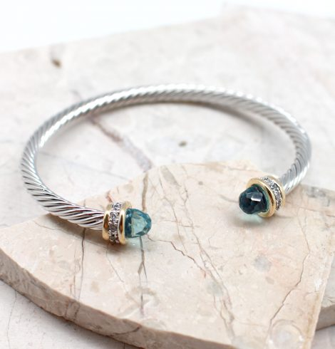 A photo of the The Timeless Cuff Bracelet product