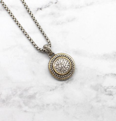 A photo of the There For You Necklace product