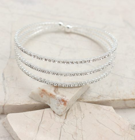 A photo of the Triple The Shine Bracelet product