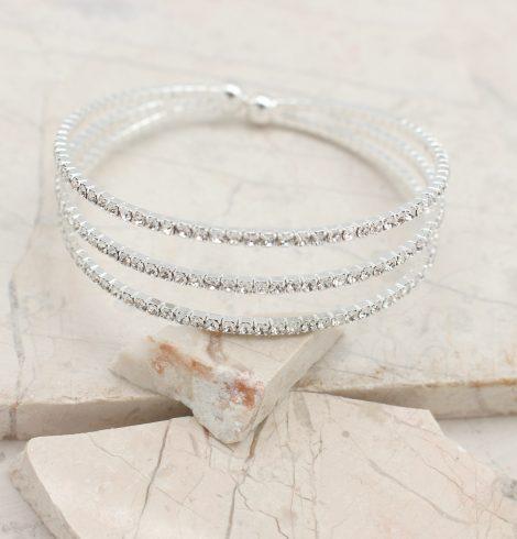 A photo of the Triple The Shine Bracelet product