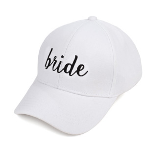 A photo of the Bride Baseball Cap product