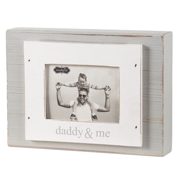 A photo of the Daddy & Me Frame product