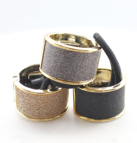 A photo of the Glitter Ponytail Holders product
