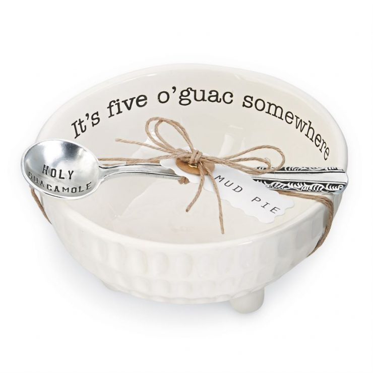 A photo of the Circa Guacamole Dip Cup Set product