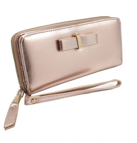 A photo of the Metallic Beauty Wallet product