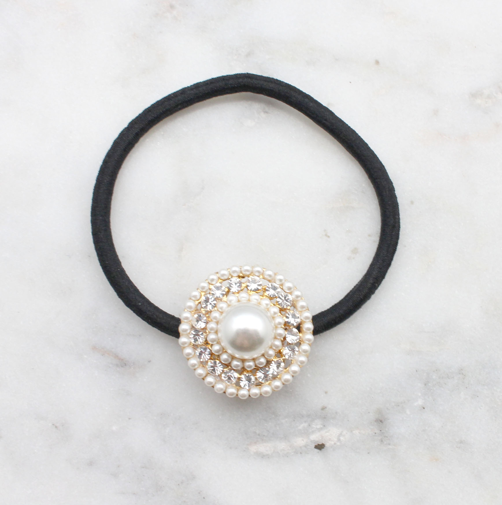 Pearl Ponytail Holders - Best of Everything  6896f86d706
