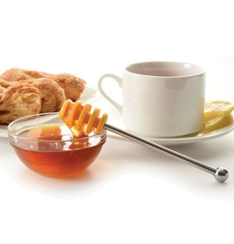 A photo of the Silicone Honey Spoon product