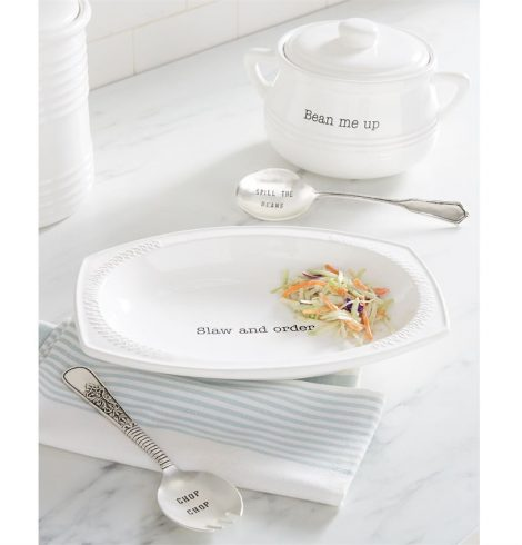 A photo of the Slaw Serving Dish Set product