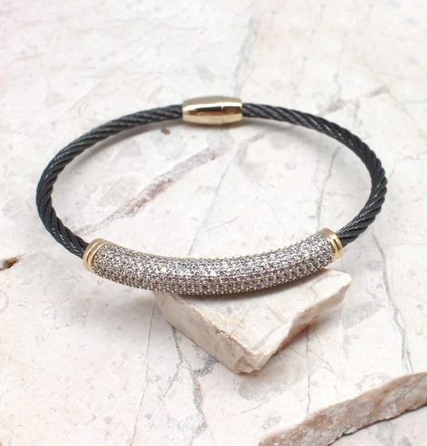 A photo of the The Dazzle Bracelet product