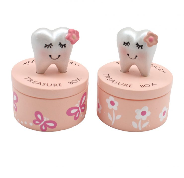 A photo of the Tooth Fairy Boxes product