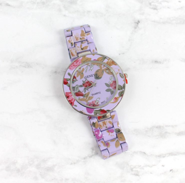A photo of the Dreamy Floral Watch product