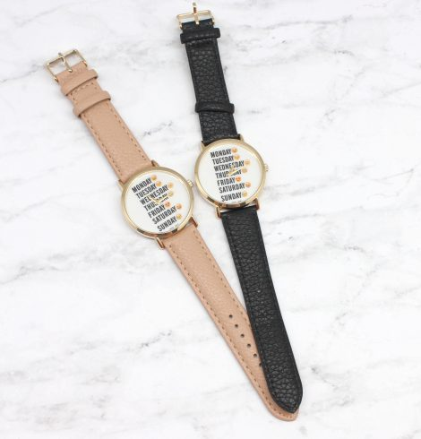 A photo of the Emoji Watch product