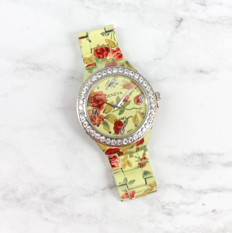 A photo of the Flower Girl Watch product