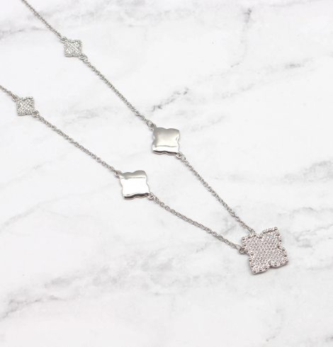 A photo of the Seal of Approval Necklace product