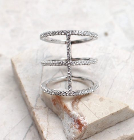 A photo of the The Caged Ring product