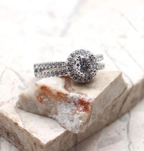 A photo of the The Meant To Be Ring product