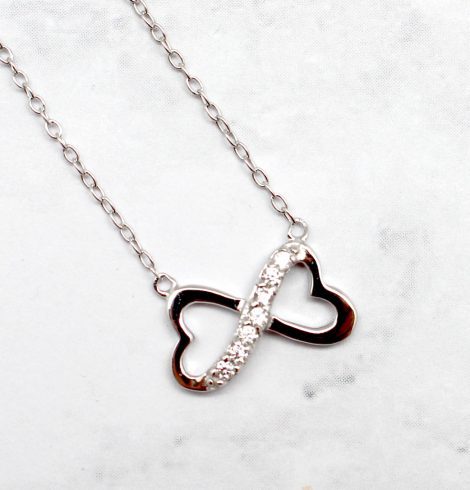 A photo of the The Always Love Necklace product