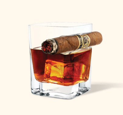 A photo of the Cigar Glass product
