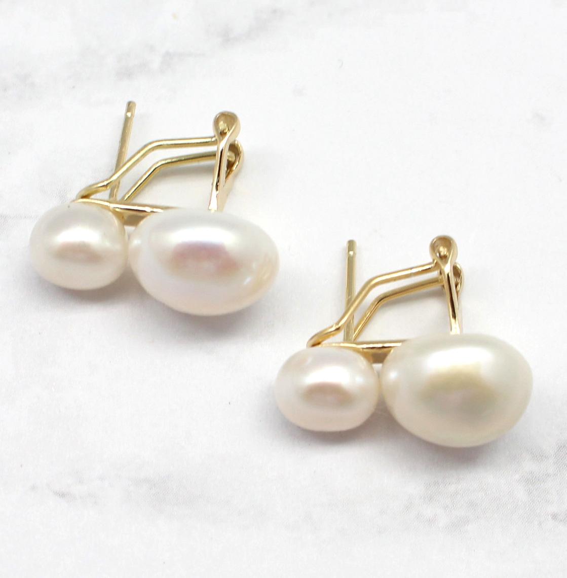 Poppy Pearl Earrings