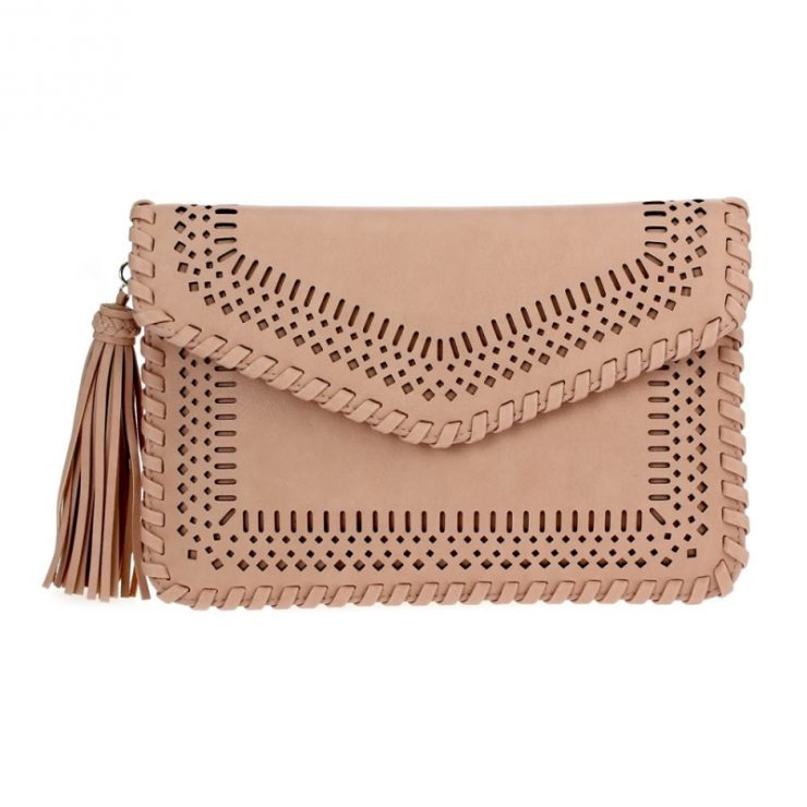A photo of the The Brittany Clutch product