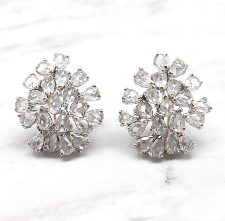 A photo of the The Bunch Of Sparkle Earrings product