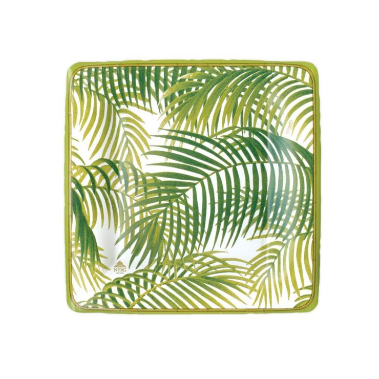 A photo of the Under The Palms Paper Plates product