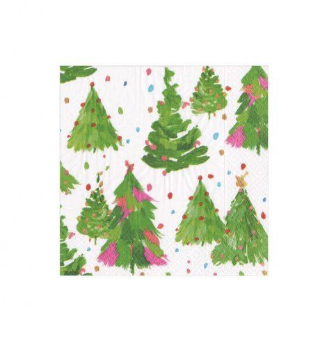 A photo of the Christmas Tree Napkin product