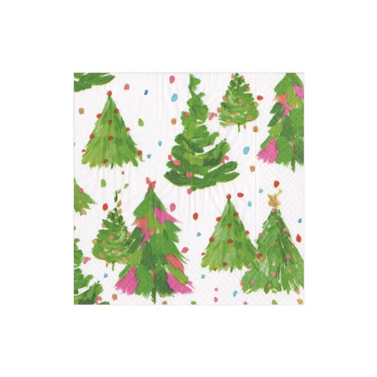 A photo of the Christmas Tree Napkin product