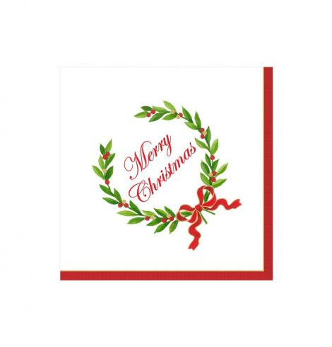 A photo of the Merry Christmas Napkins product