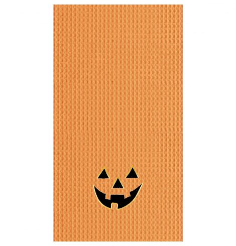 A photo of the Jack O Lantern Towel product