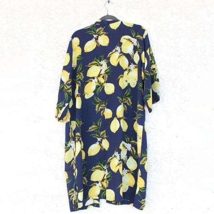 A photo of the Lemon Kimono product