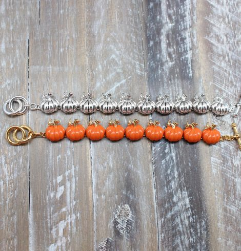 A photo of the Pumpkin Bracelet product