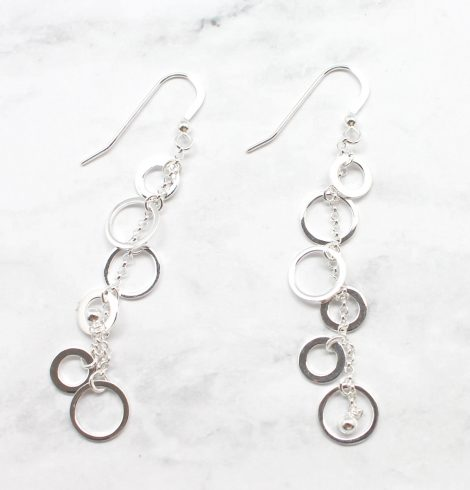A photo of the The Fern Earrings product