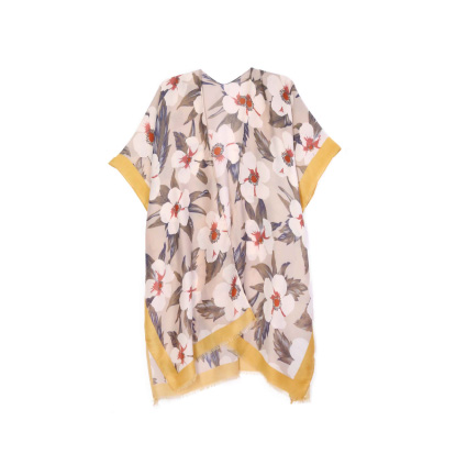 A photo of the The Floral Kimono product