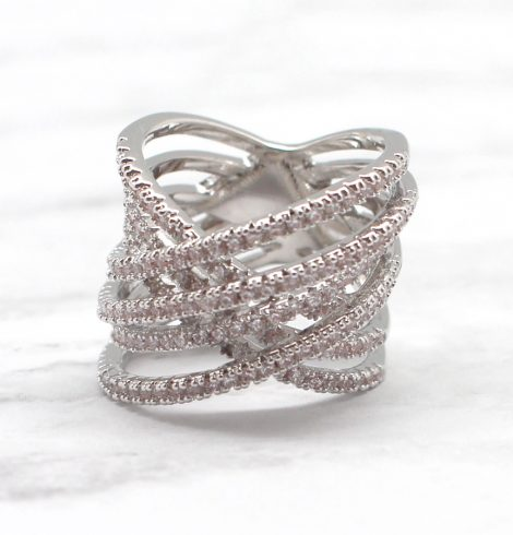 A photo of the The Rachel Ring product
