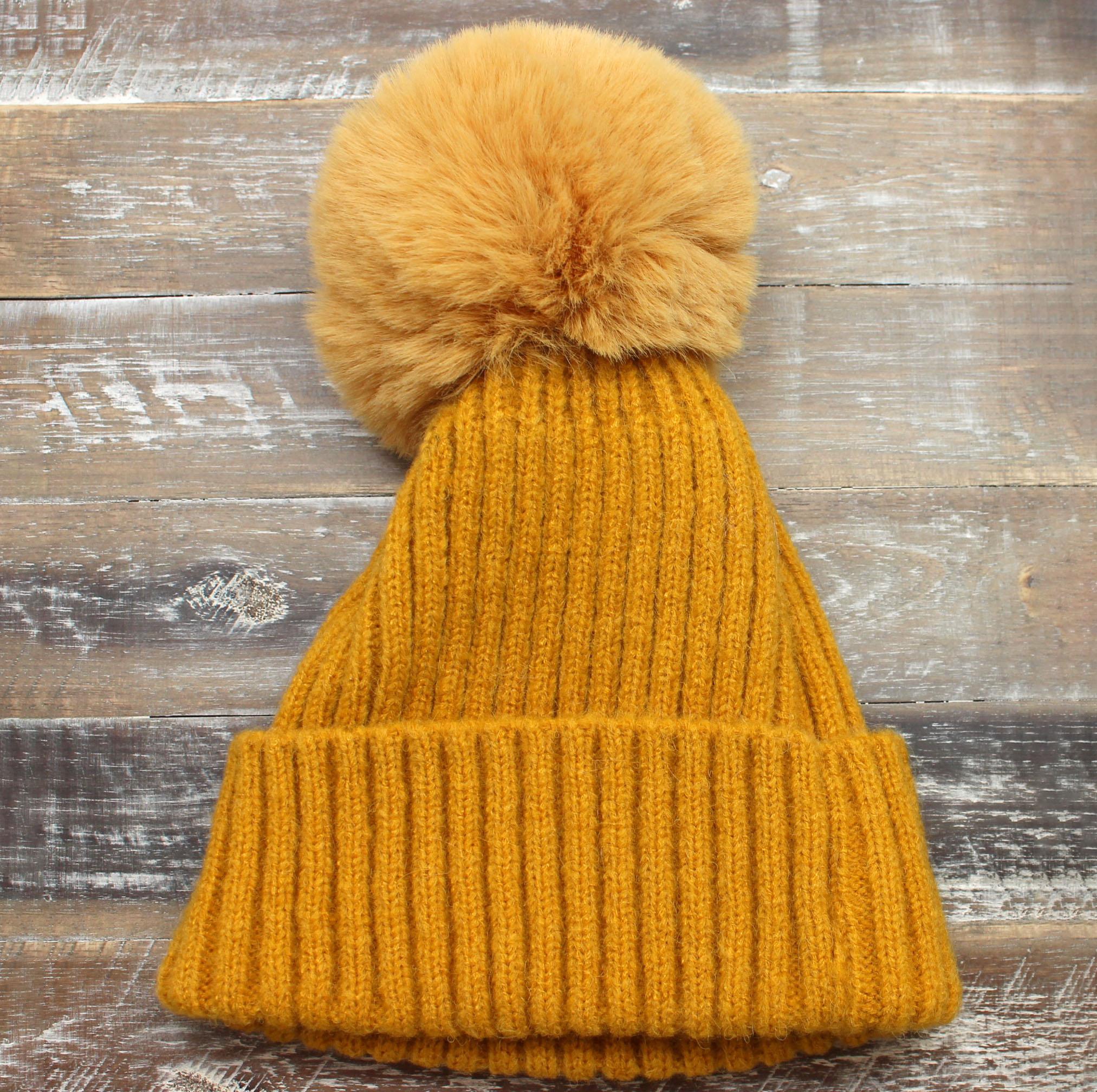 The Regina Pom Pom Hat d4ba99ec1e3
