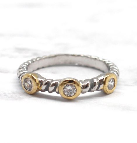 A photo of the The Stacked Ring product
