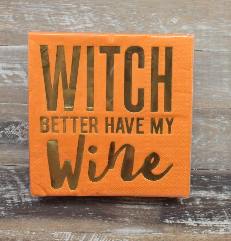 A photo of the Witch Better Have My Wine product