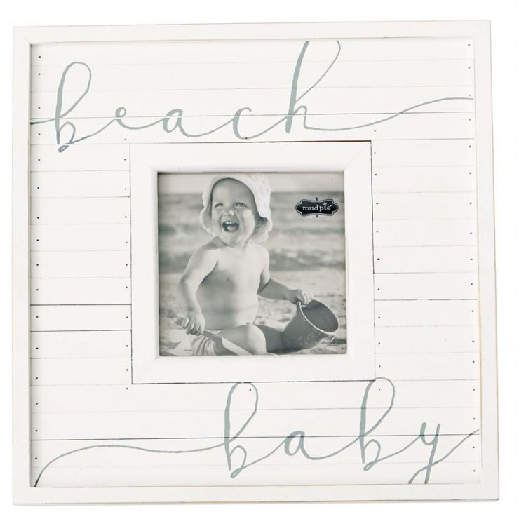 A photo of the Beach Baby Frame product